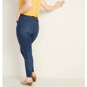 Old Navy High Rise Rockstar Supper Skinny Jeans